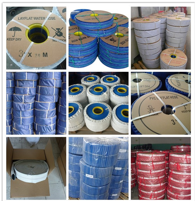 pvc-lay-flat-hose -packing
