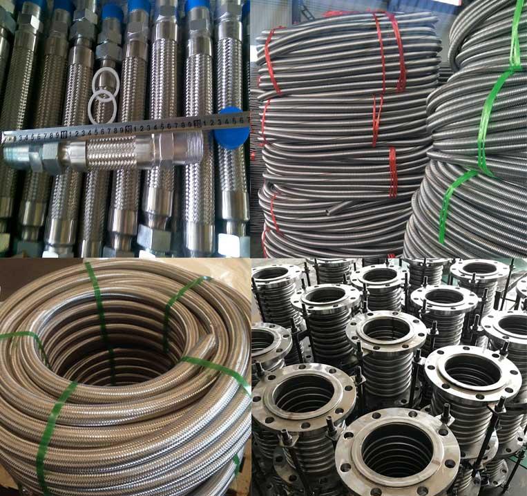 metal hose packing
